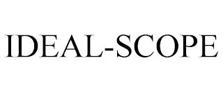IDEAL-SCOPE trademark