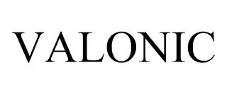 VALONIC trademark