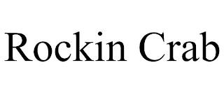 ROCKIN CRAB trademark