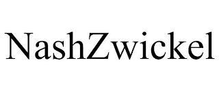 NASHZWICKEL trademark