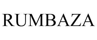 RUMBAZA trademark