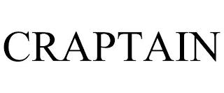 CRAPTAIN trademark