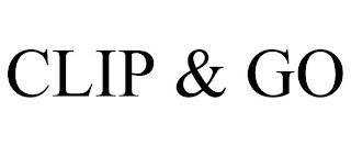 CLIP & GO trademark