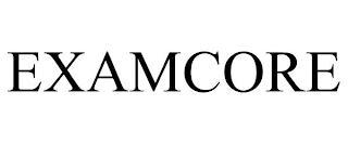 EXAMCORE trademark