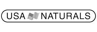 USA NATURALS trademark