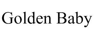 GOLDEN BABY trademark