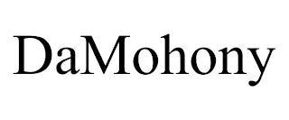 DAMOHONY trademark
