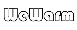 WEWARM trademark