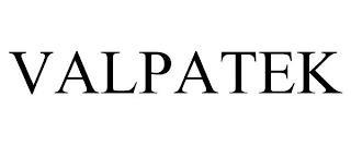 VALPATEK trademark