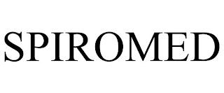 SPIROMED trademark