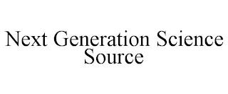 NEXT GENERATION SCIENCE SOURCE trademark