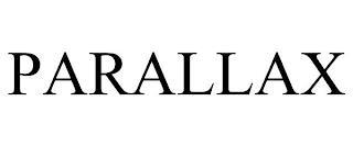 PARALLAX trademark