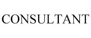 CONSULTANT trademark