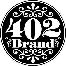 402 BRAND trademark