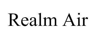 REALM AIR trademark
