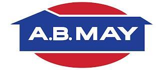 A.B. MAY trademark