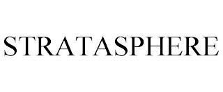 STRATASPHERE trademark