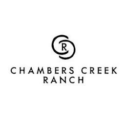 CCR CHAMBERS CREEK RANCH trademark