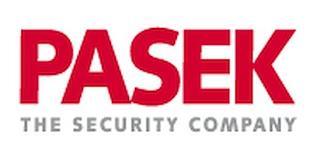 PASEK THE SECURITY COMPANY trademark