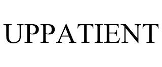UPPATIENT trademark