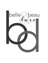 BB BELLE & BEAU LUXE trademark
