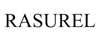 RASUREL trademark