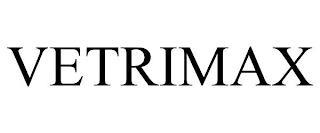 VETRIMAX trademark