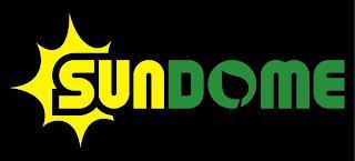 SUNDOME trademark
