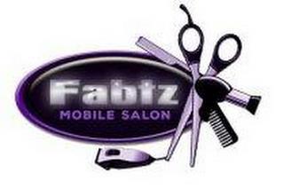 FABTZ MOBILE SALON trademark