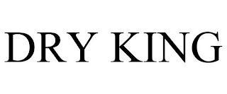 DRY KING trademark