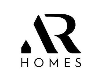 AR HOMES trademark