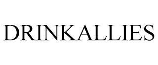 DRINKALLIES trademark