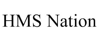 HMS NATION trademark