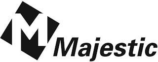 M MAJESTIC trademark