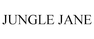 JUNGLE JANE trademark