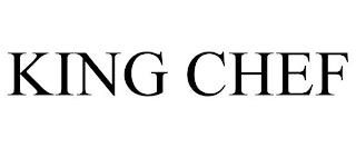 KING CHEF trademark