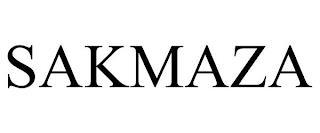 SAKMAZA trademark