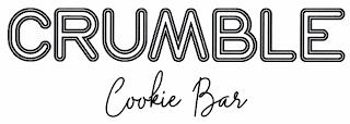 CRUMBLE COOKIE BAR trademark