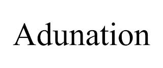 ADUNATION trademark