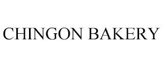 CHINGON BAKERY trademark