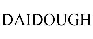 DAIDOUGH trademark