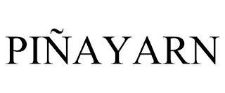 PIÑAYARN trademark