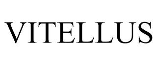 VITELLUS trademark