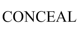 CONCEAL trademark