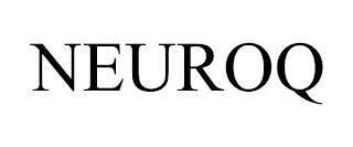 NEUROQ trademark