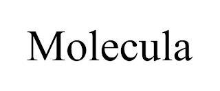 MOLECULA trademark
