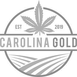 CAROLINA GOLD EST 2019 trademark