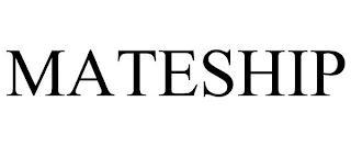 MATESHIP trademark