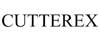 CUTTEREX trademark