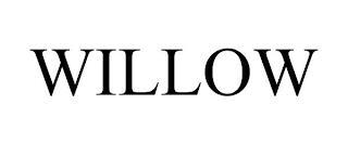 WILLOW trademark